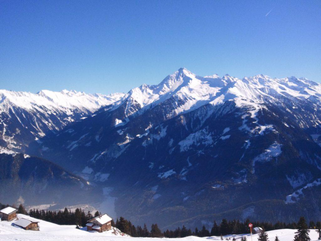 Andy Corby - Austria - Mountain View