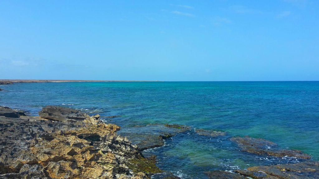 Andy Corby - Cape Verdi - Sea View