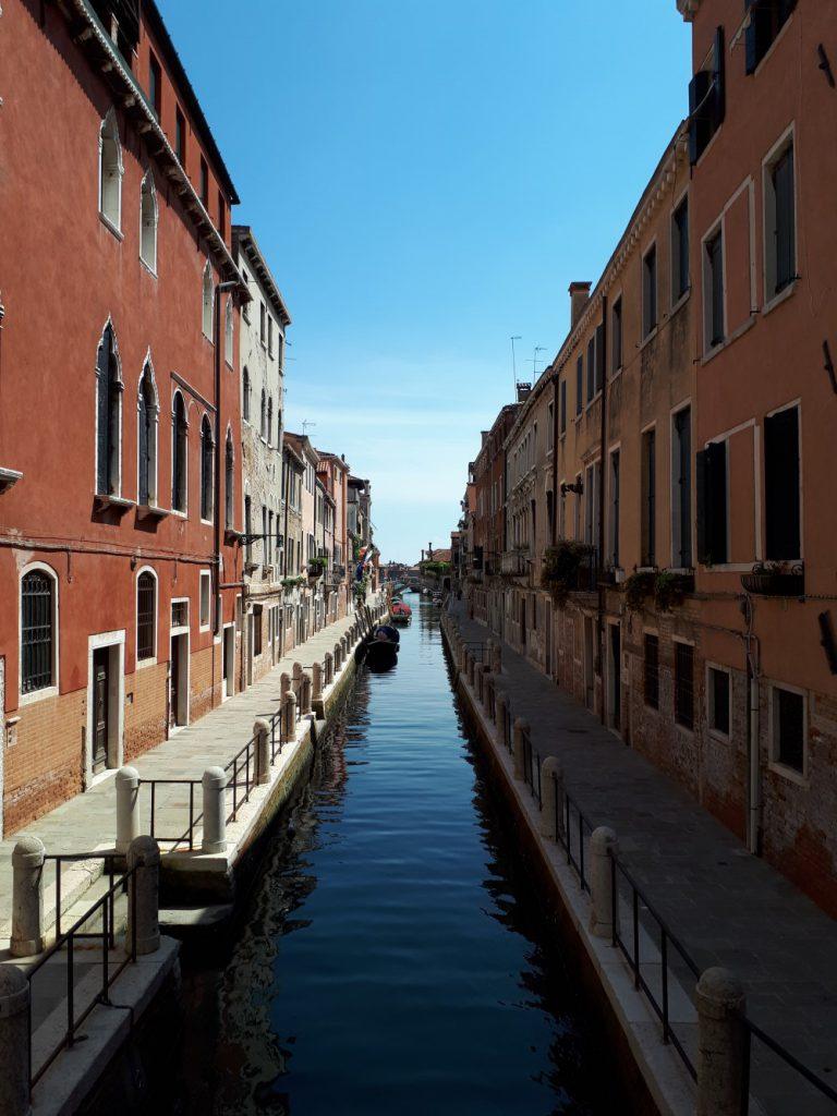 Andy Corby - Venice - Cannal