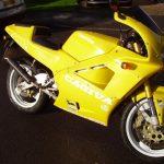 Cagiva Mito 125cc Motorbike