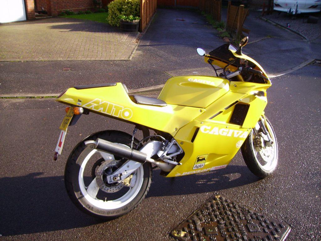 Cagiva Mito Motorbike