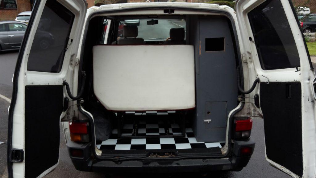 VW T4 Camper Van