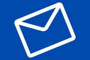 Email Icon - Dark Blue