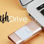 Flash Drive Instant Backups
