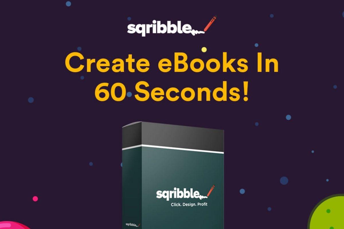 Sqribble - Create eBooks In 60 Seconds