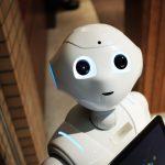High-Angle Photo of Robot
